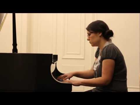 Hanging out with Leah Kardos at Steinway Hall | Hang #2