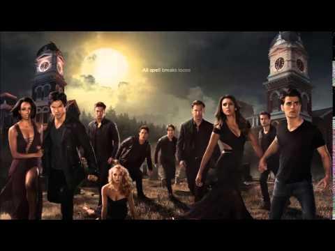 The Vampire Diaries 6x15 Bullet (Vampire Redux)(Ryan Star)