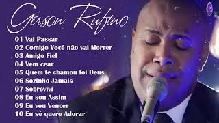 Gerson Rufino DVD HORA DA VITÓRIA COM 10 LOUVORES ESPECIAIS #musicagospel #youtube