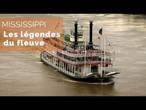 USA - Mississippi, les légendes du fleuve - #fautpasrever (émission intégrale)
