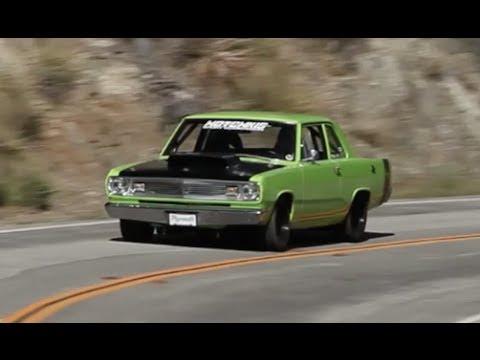 Start: $400 - Finish: Mean Green MOPAR: Violent Valiant - /BIG MUSCLE