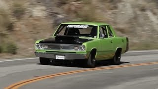 Start: $400 - Finish: Mean Green MOPAR: Violent Valiant - /BIG MUSCLE
