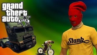 FUNNY VOICES, HASTA LA VISTA, BABY! | GTA V FUNNY MOMENTS :D