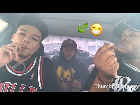 Hot Box Smoke Session!! (Must Watch) 🤯