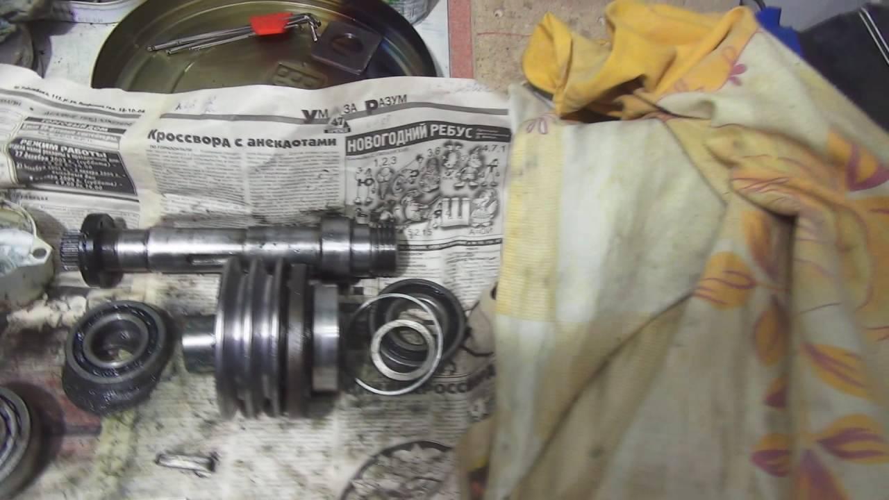 Как заменить колеса и подшипники на роликах? - YouTube