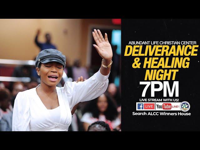 October Deliverance & Healing Night  | Drs. Festus & Anthonia Adeyeye | ALCC Winners House