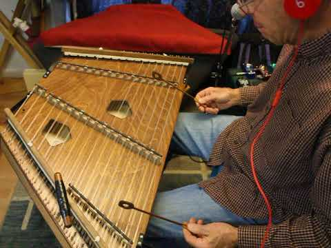 Electric Acoustic Hammered Dulcimer-Songbird Dulcimers