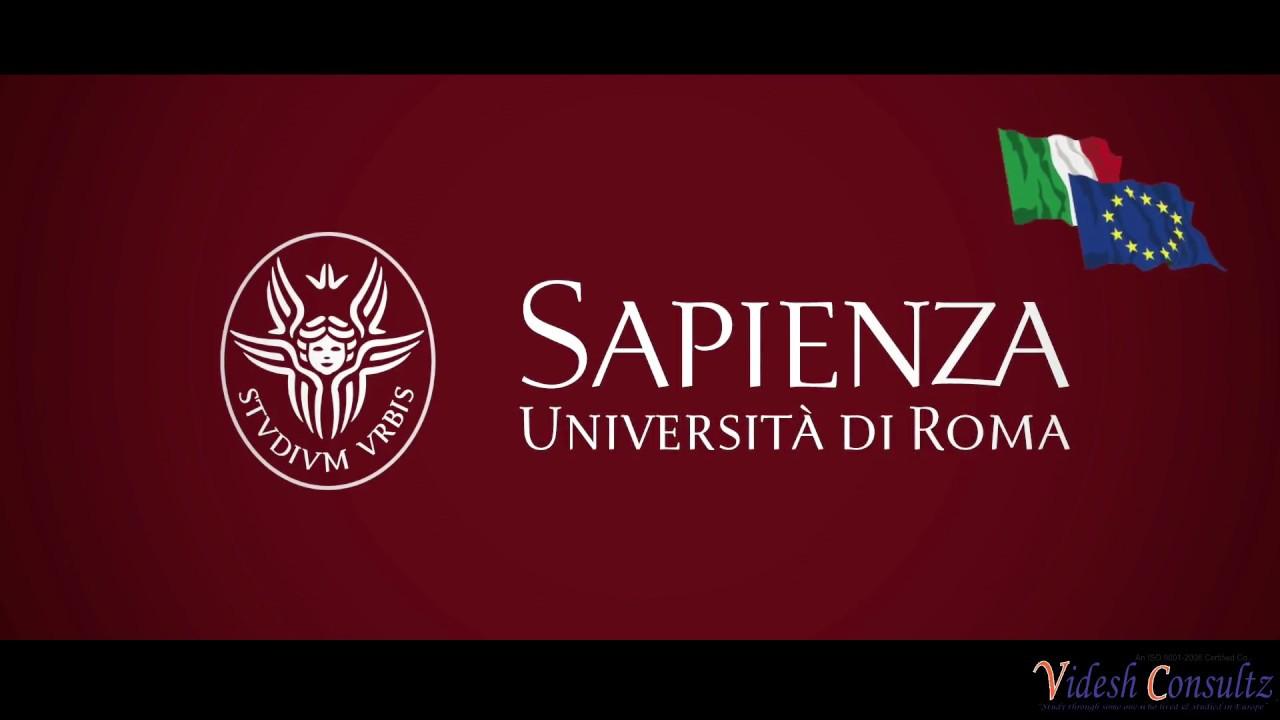 Sapienza University of Rome ( World Top ranking University )   career   counselling