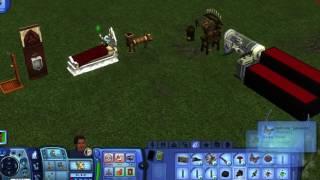 The Sims 3 Династия по жребию #9 Как заработать эти деньги????