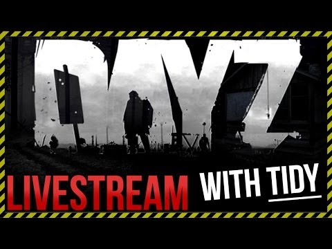Day-Z Standalone - Shoot on Sight Livestream! 16.03.2014