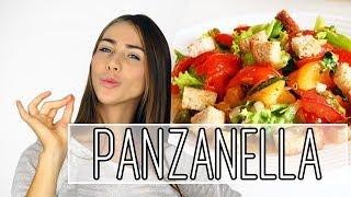 ПАНЦАНЕЛЛА.  Вкуснейший итальянский салат!