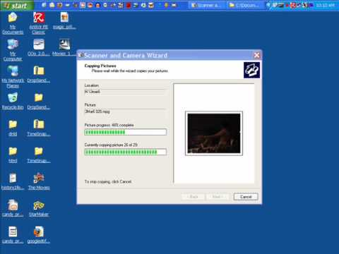 microsoft scanner and camera wizard free download windows 7