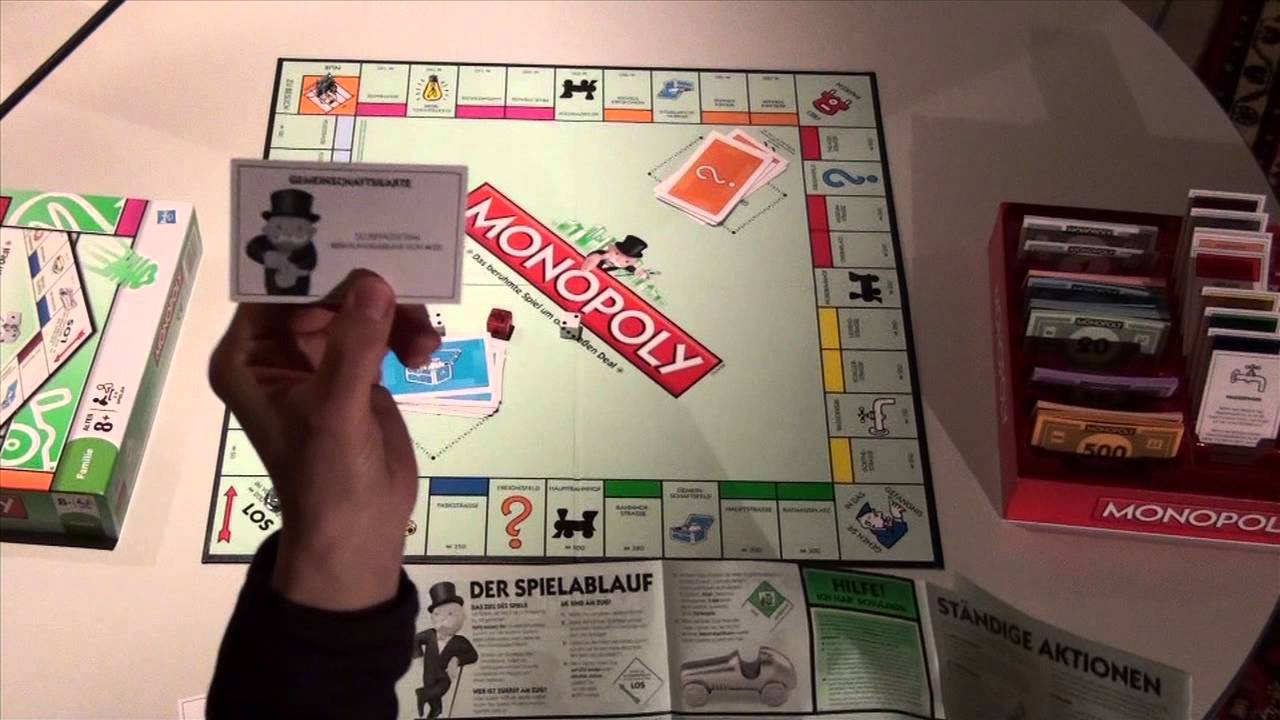 Monopoly Spielregeln