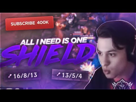LL STYLISH | ALL I NEED IS ONE SHIELD  [SPECIAL 400K SUBS ANNOUNCEMENT]