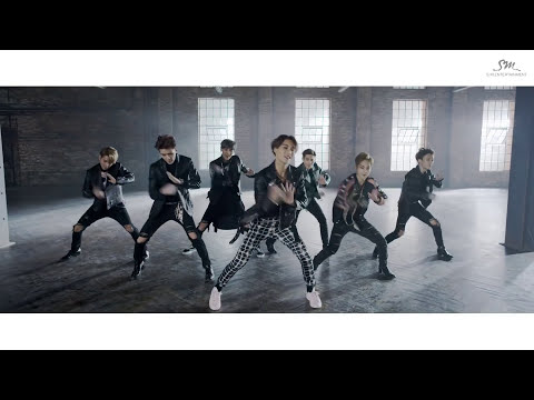 EXO - Call Me Baby MV (Call Me Daddy Original Demo)