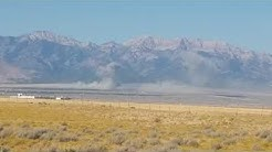 Dropping bombs dugway Proving Ground Tooele Utah