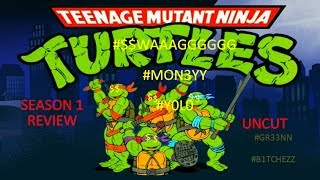 Teenage Mutant Ninja Turtles (1987 TV Series) Season 1 Review Uncut