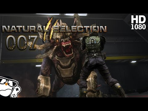 Let's Play NATURAL SELECTION 2 #007 [Deutsch][HD+] - Marine Commander Tutorial
