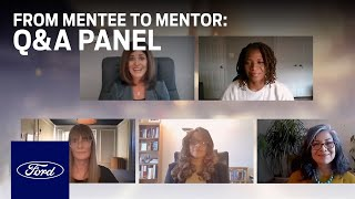 homepage tile video photo for From Mentee to Mentor: These Women Tell It Like It Is | Ford