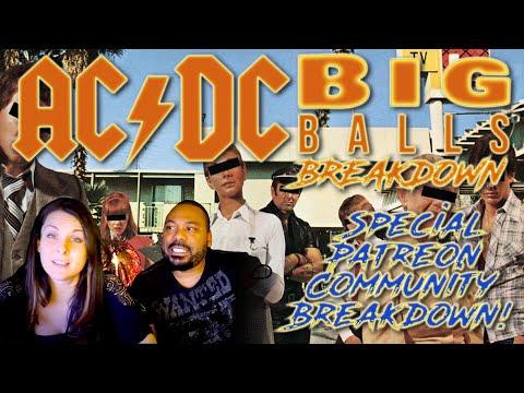 ACDC Big Balls Reaction!!!