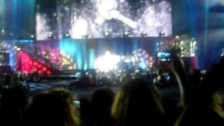 Taylor Swift - Back to december- (Live Forum di Assago -15-03-2011)