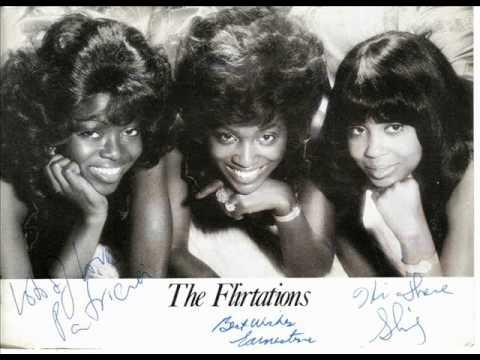 The Flirtations - Earthquake (Almighty Mix)