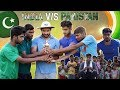 INDIA VS PAKISTAN | FUNNY CRICKET MATCH || HALF ENGINEER