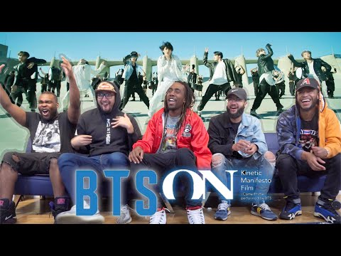 BTS (방탄소년단) 'ON' Kinetic Manifesto Film : Come Prima Reaction