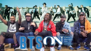 Baixar BTS (방탄소년단) 'ON' Kinetic Manifesto Film : Come Prima Reaction