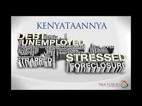 Presentasi Online Talk Fusion Indonesia 10 menit - 081310246699