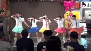 2013.6.12 Danceアレア@立川アレアレア より limited(キラポジョ)
