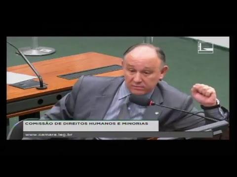 DIREITOS HUMANOS E MINORIAS - Reunião Deliberativa - 16/08/2017 - 14:59