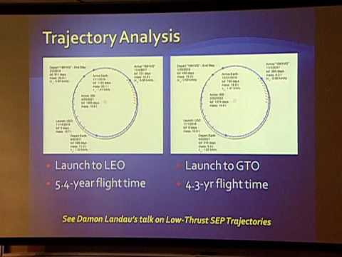 Summary of Previous Study and SEP Technology - John Brophy