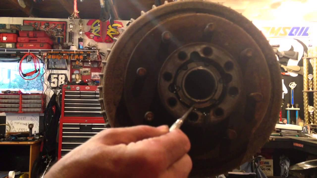 14 Bolt Full Float Axle Disassembly
