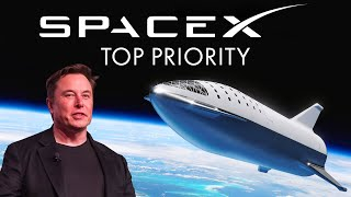 Elon Musk's SpaceX Starship (TOP PRIORITY)