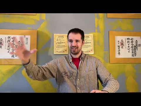 Книга Киссемару Уэсиба «Айкидо» - часть 3 - базовые контроли.