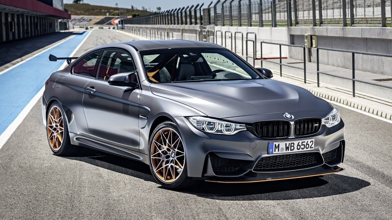 2016 BMW M4 GTS Interior and Exterior - YouTube
