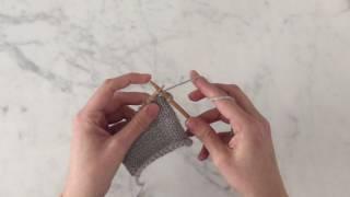 Basic Bind Off Tut๐rial   Purl Soho