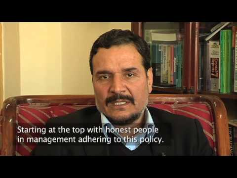 Together with the Afghan people - on their terms. (Full version).