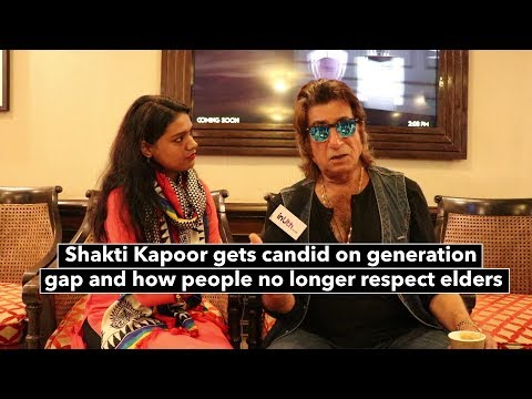 Exclusive | The Shakti Kapoor Interview