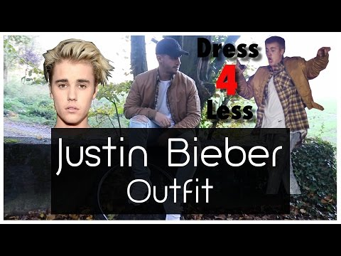 Dress for Less like Justin Bieber | Always Overdressed