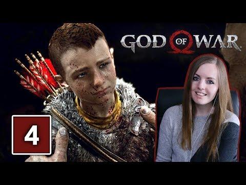 DON'T CRY BOY! | God Of War PS4 Gameplay Walkthrough Part 4 (God Of War 4)
