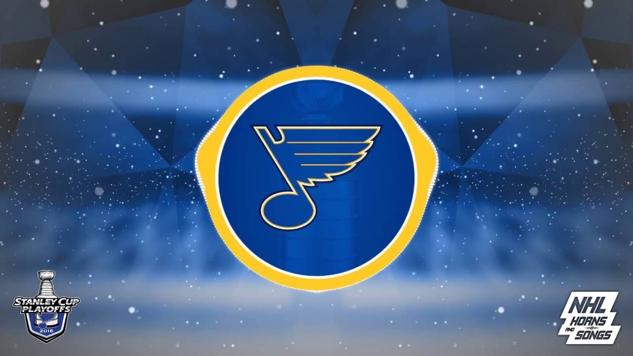 St Louis Blues 2016 Playoff Goal Horn Youtube