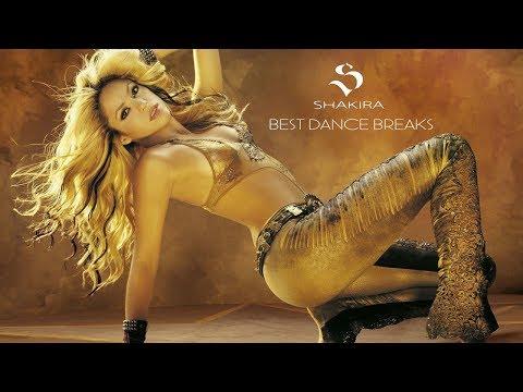 Shakira's Best Dance Breaks