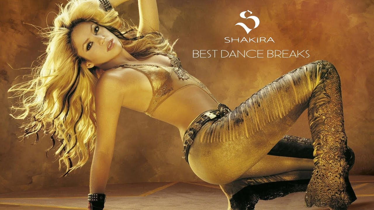 Shakira's Best Dance Breaks