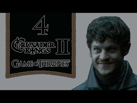 Ramsey Bolton - A Game of Thrones Mod Let's Play - 4 [CK2]