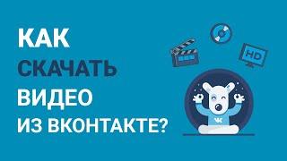 Как скачать видео из Контакта(В видеоуроке наглядно показано, как скачать видео из Контакта с помощью программы