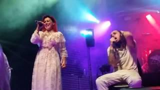 Lacuna Coil - You Love Me 'Cause I Hate You - Pratteln 07.11.2016