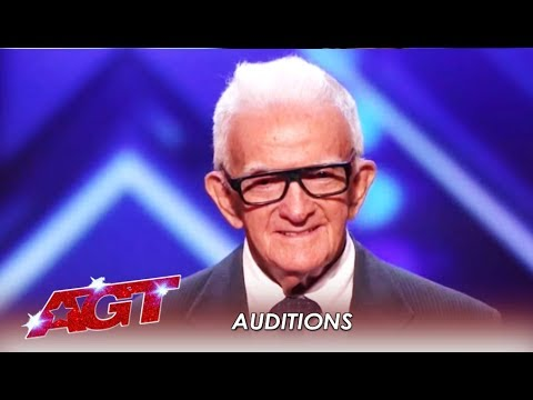 84-Year-Old SHOCKS America With Age-Defying Act WHAT?  America&39;s Got Talent 2019