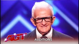 84-Year-Old SHOCKS America With Age-Defying Act! WHAT?! | Am...
